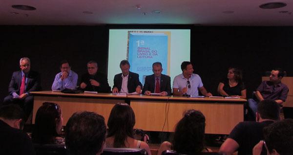 Bienal Brasil do Livro e da Leitura Foto Renato Acha