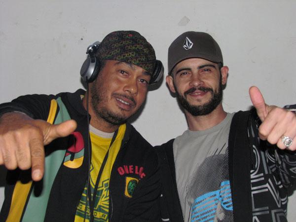 DJs Bola e Batma Foto Renato Acha