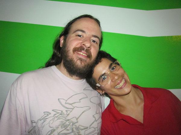 Lucas Gehre e Manuela Matusquella Foto Renato Acha