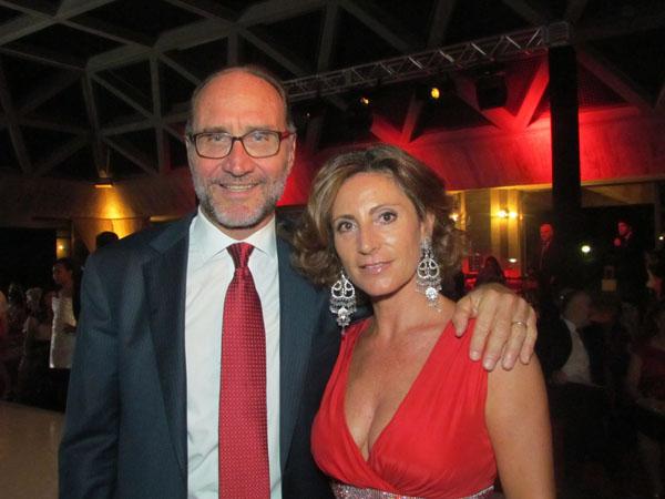 Gherardo e Antonella La Francesca Foto Renato Acha