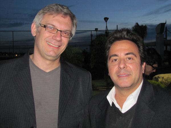 Paulo Montini e Gustavo Jangola.