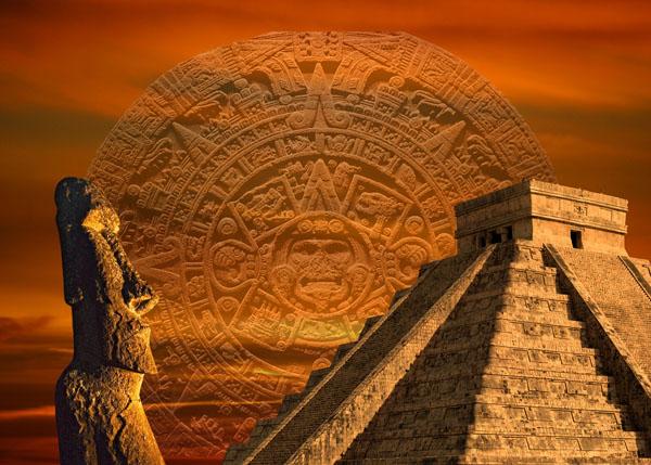 Tesoros Mitos y Misterios de las Americas