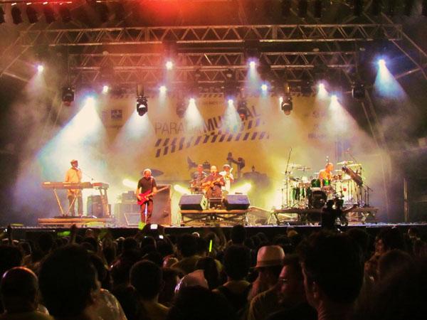 Parada Musical Foto Renato Acha