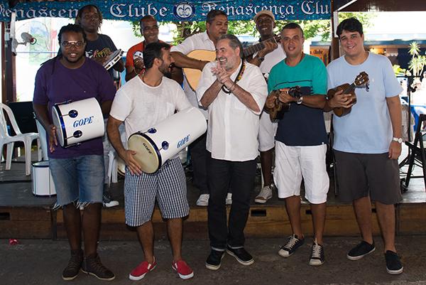 Samba do Trabalhador. Foto: Patricia Blason. Divulgação.