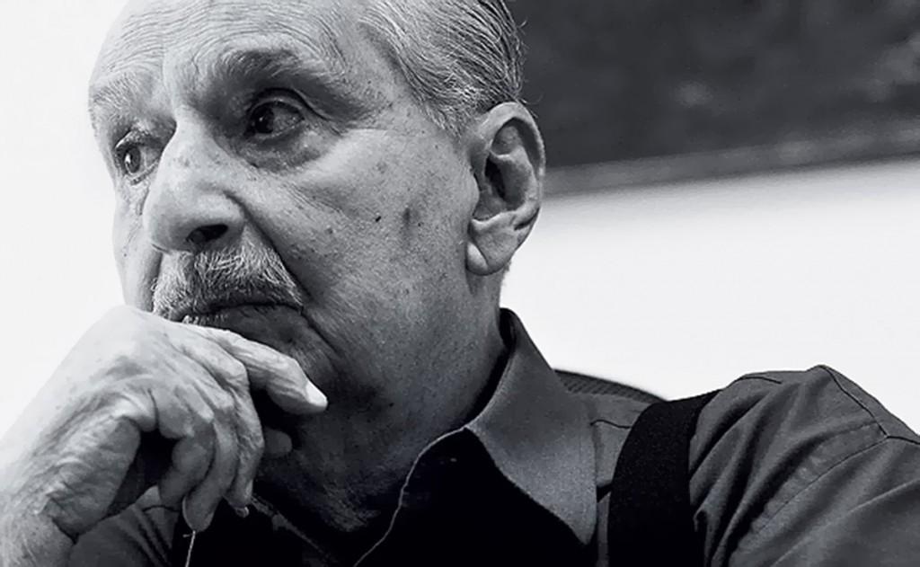 Carlos Heitor Cony. Divulgação.