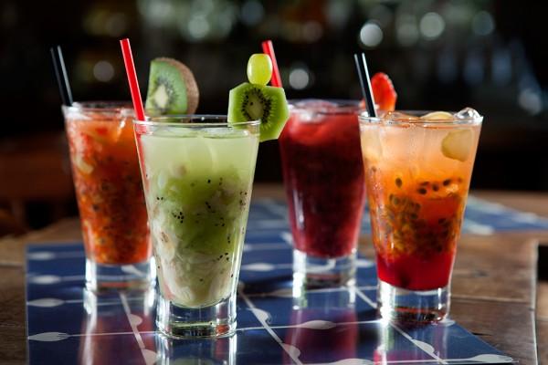 Drinks, Dudu Bar.