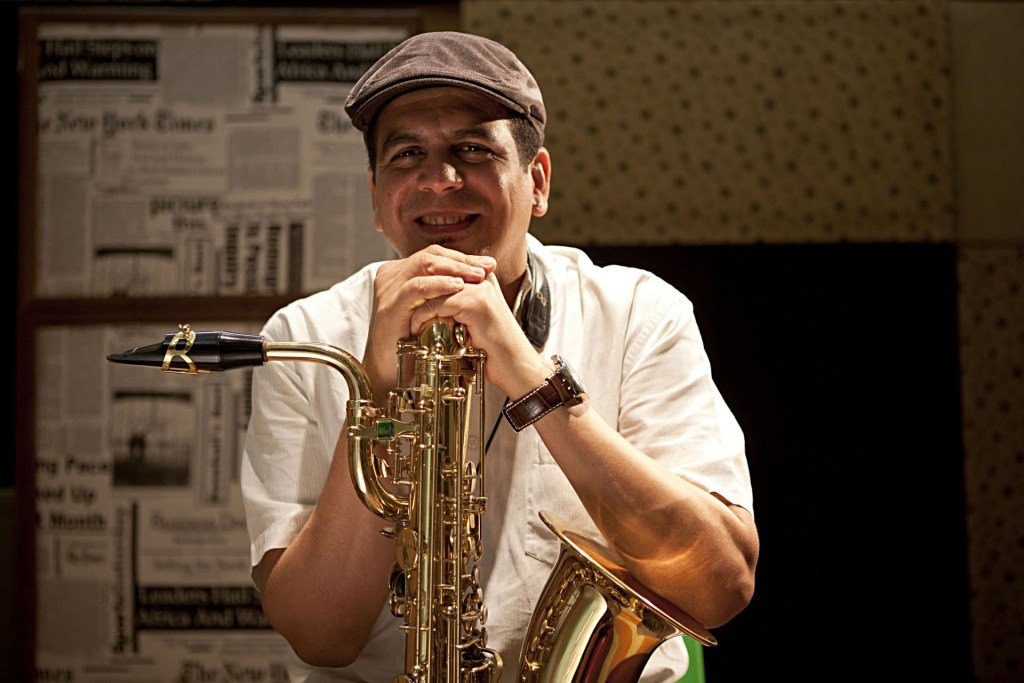 Maestro Spok. Foto: Foto: Beto Figueiroa.