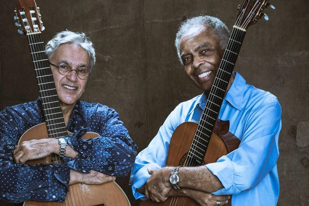 Caetano & Gil – Dois amigos, um século de música