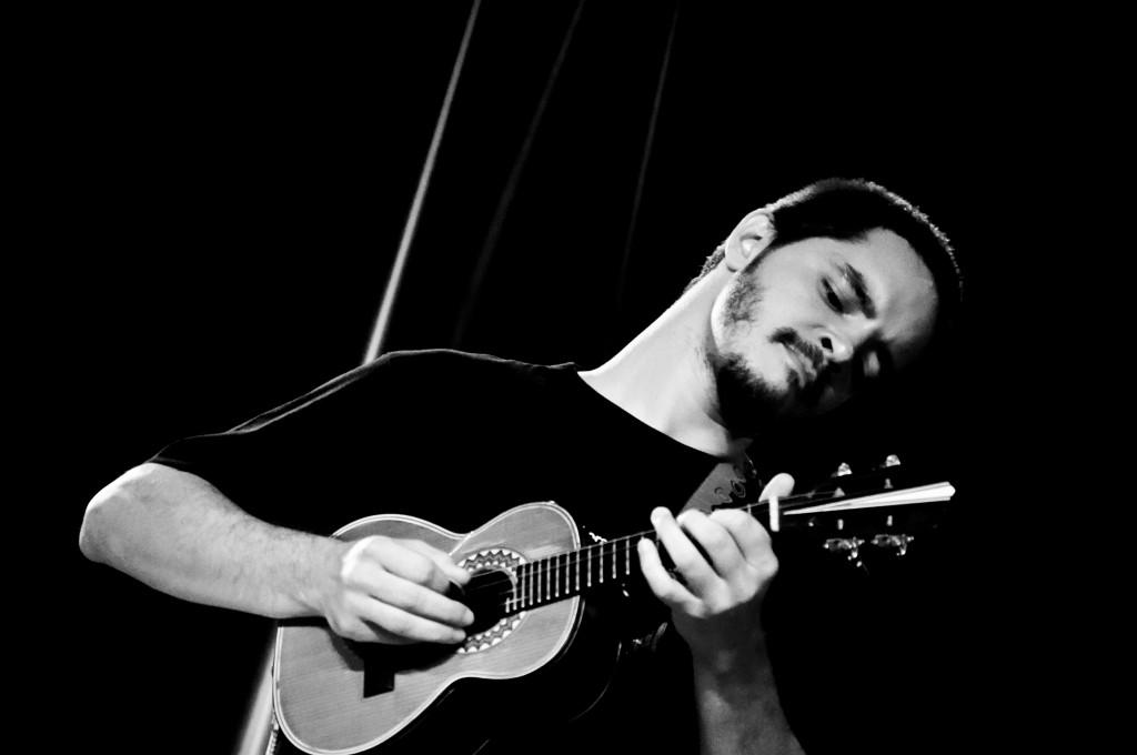 Pedro Vasconcellos. Foto: Andrea Possamai. Divulgação.
