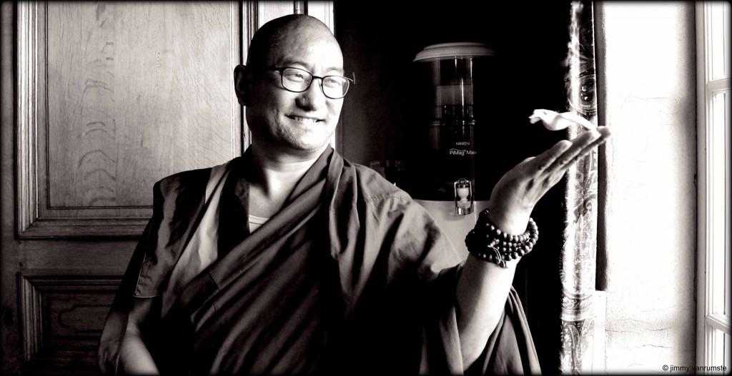Chokyi Nangpa Rinpoche. Divulgação.