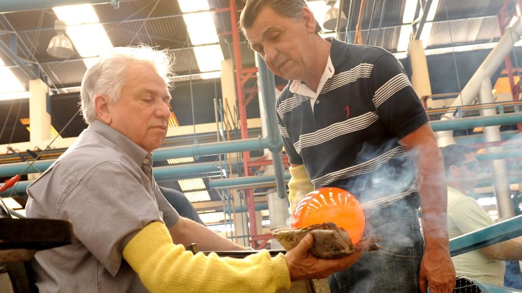 Irmãos Molinari. Foto: Marcelo Min. Divulgação.