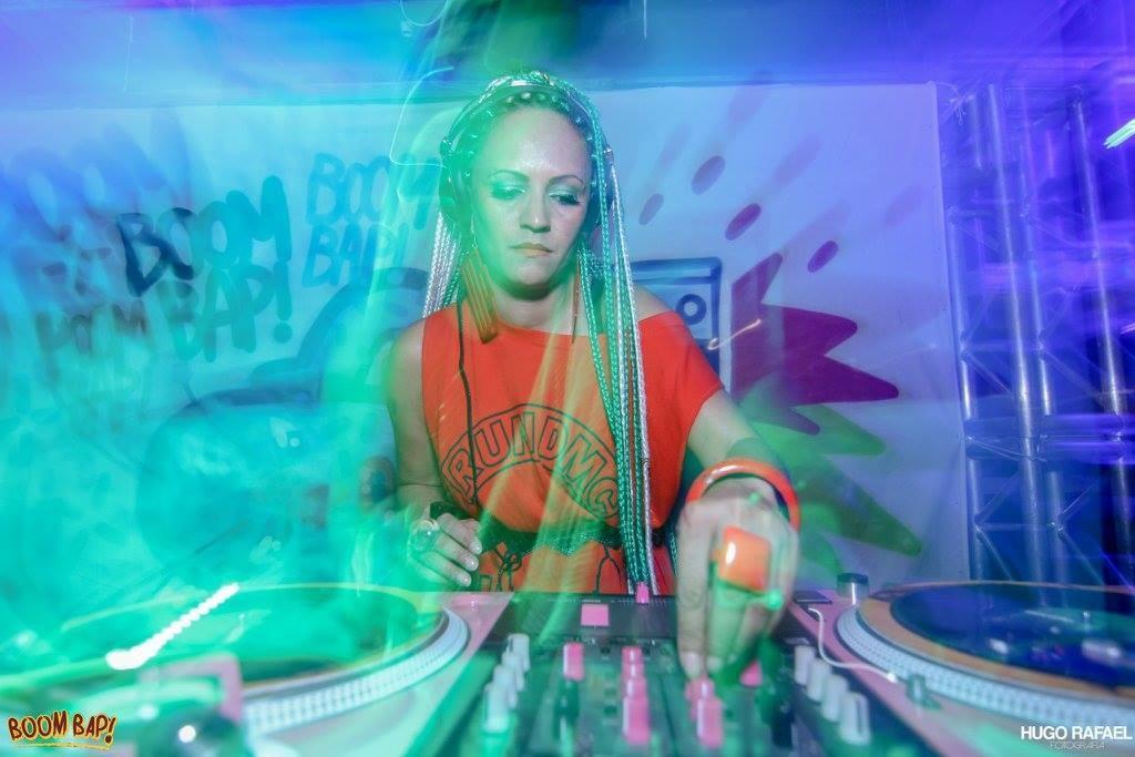 DJ Donna. Divulgação.