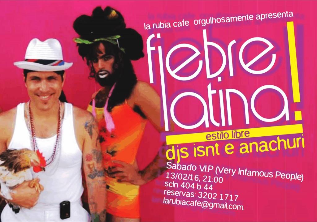 fiebre latina
