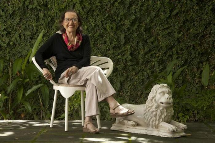 Mariane Peretti. Foto: