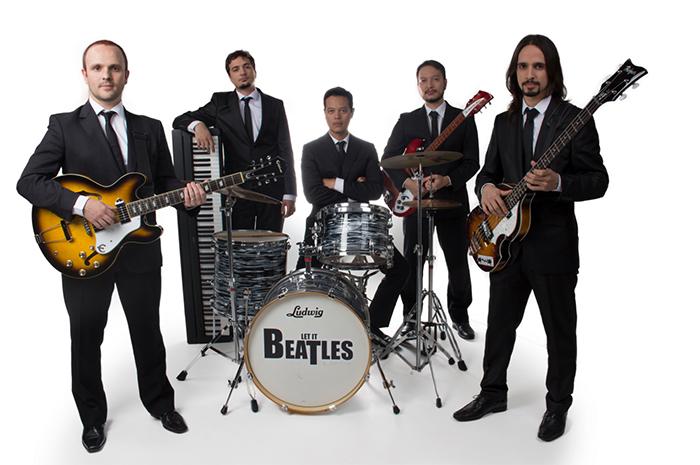 Let it Beatles. Divulgação.