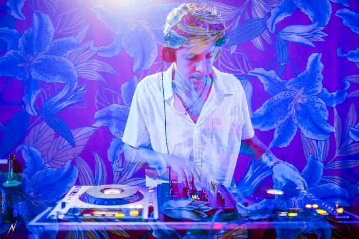 DJ Bruno Caveira. Divulgação.