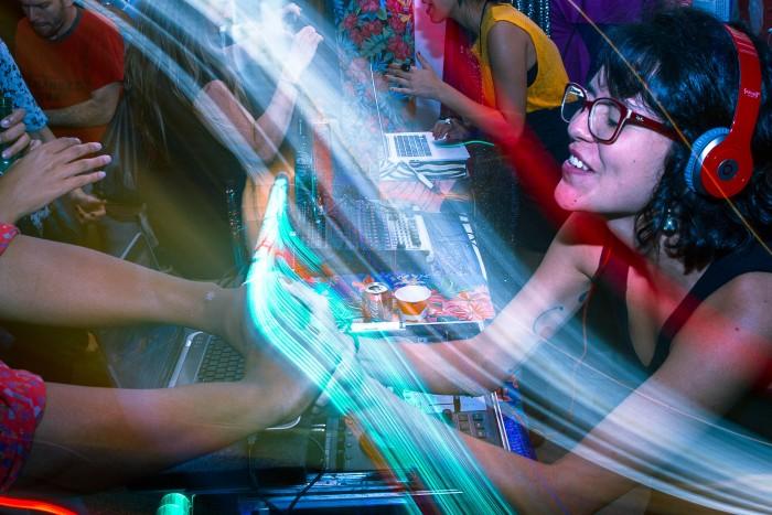 DJ Nada.