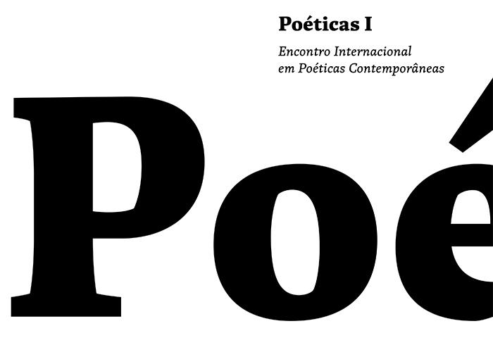 encontro internacional em poeticas contemporaneas