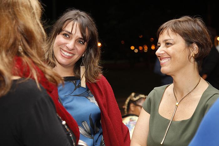 Dani Estrella e Ângela Magdalena.