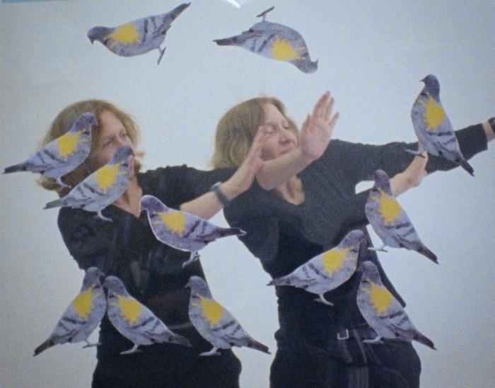 Masha Natasha. Twins and Birds. Divulgação.