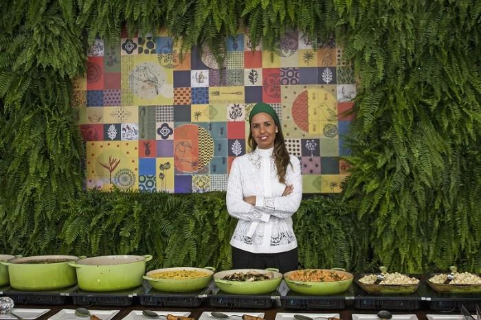 Chef Morena Leite. Foto: Renata D'Almeida. Divulgação.