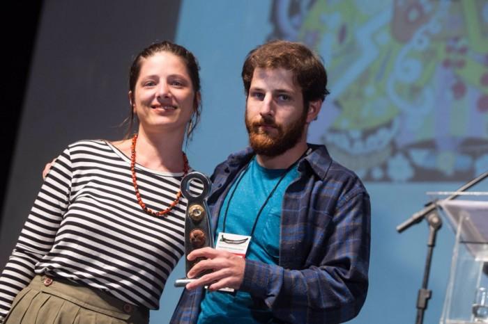 Marcela e Henrique Borela, diretores de Taego Ãwa.