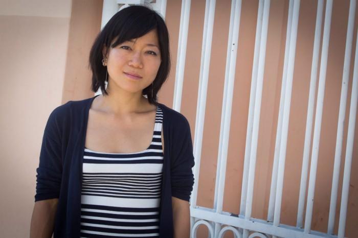 """Momoko Seto, diretora de """"Planet Sigma""""."""