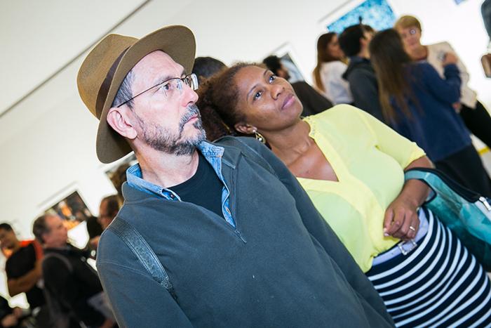 Nelson Oliveira e Vera Rabelo.