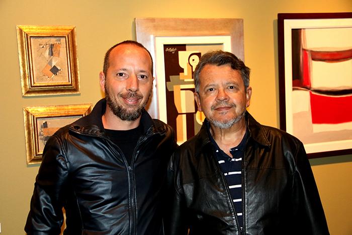 Tiago Botelho e Darlan Rosa.