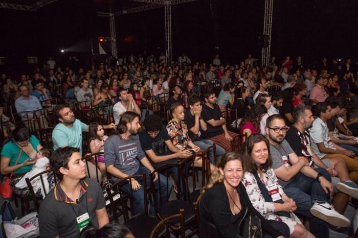 plateia do FICA Foto Aline Arruda