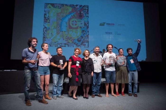premiados FICA Foto Aline Arruda