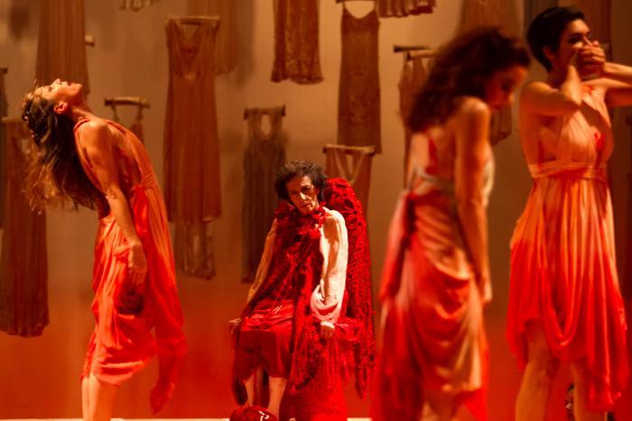 Instalação performática Ferida Sábia estreia na Caixa Cultural