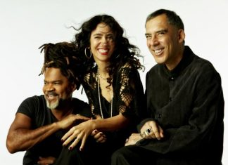 Tribalistas: Marisa Monte, Arnaldo Antunes e Carlinhos Brown
