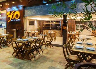 360 Cozinha Contemporânea