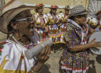 Grupos de coco são o destaque do Sonora Brasil