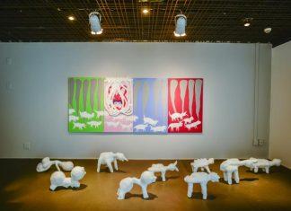 Urômelos, coelhinhos e quimeras: trabalhos recentes de Antônio Carlos Elias