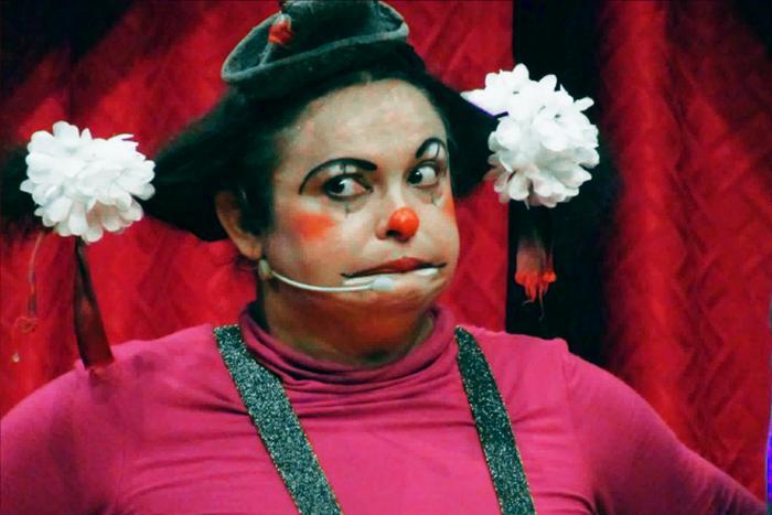 Circo Grock no CCBB Brasília