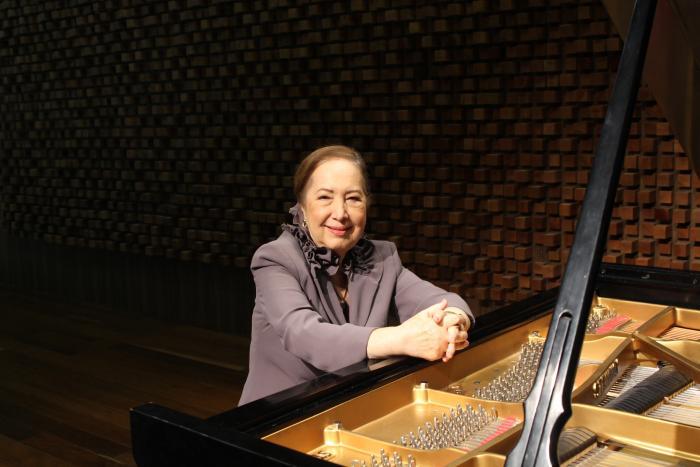 Sextas Musicais com Maria Emília Osório