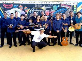 Encontro de Gerações – Poetas do Samba e Orquestra de Cavaquinhos de Brasília