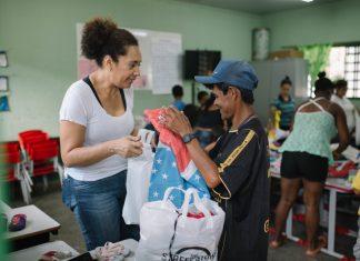 The Street Store DF arrecada doações