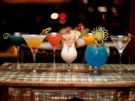 Carta de Drinks Don Romano